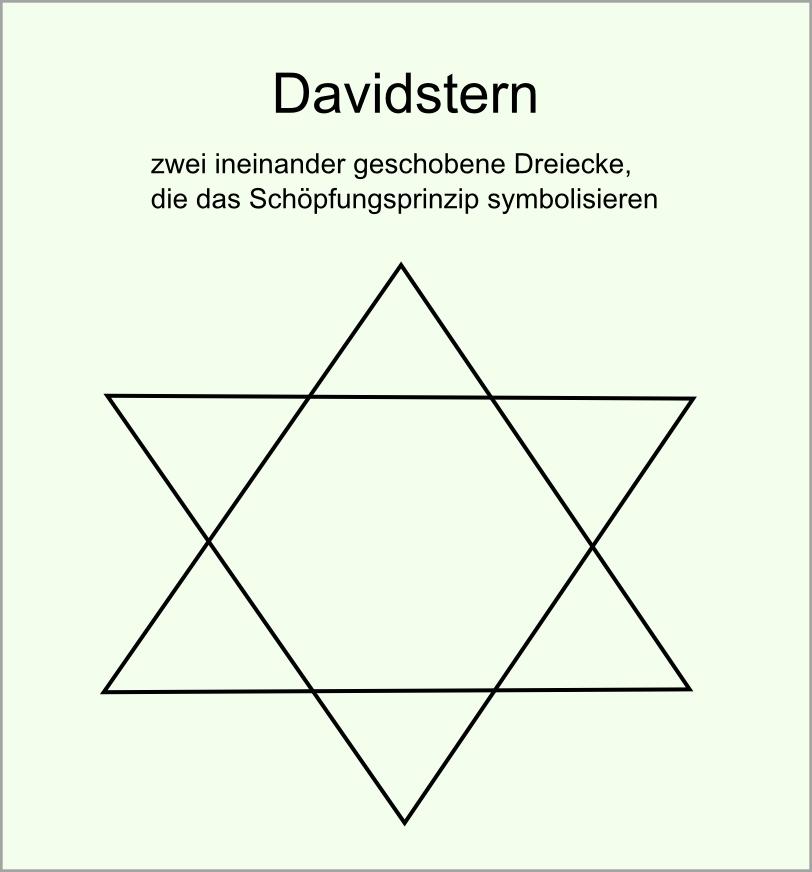 Davidstern abb35