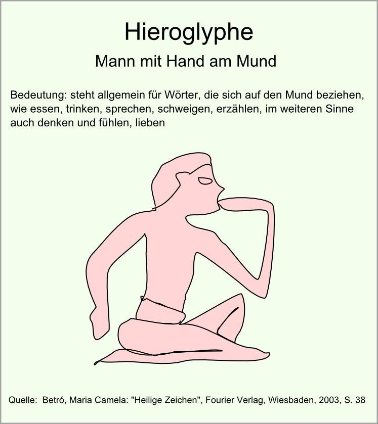 Hieroglyphe abb34